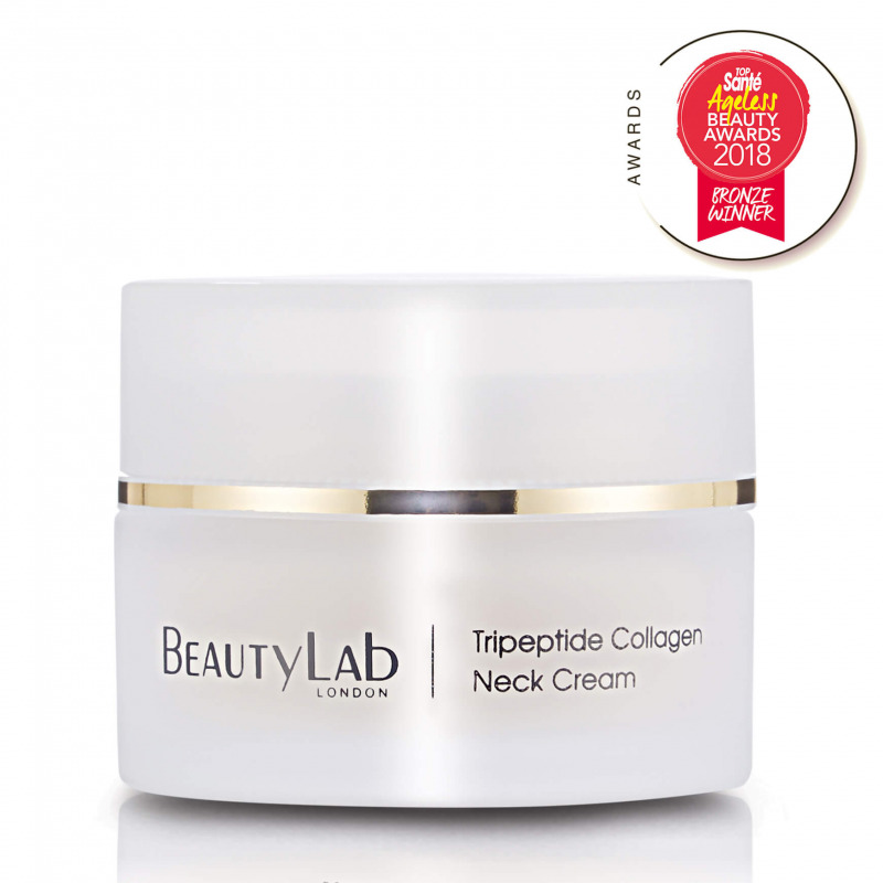 Anti-ageing Tripeptide Collagen Neck Cream