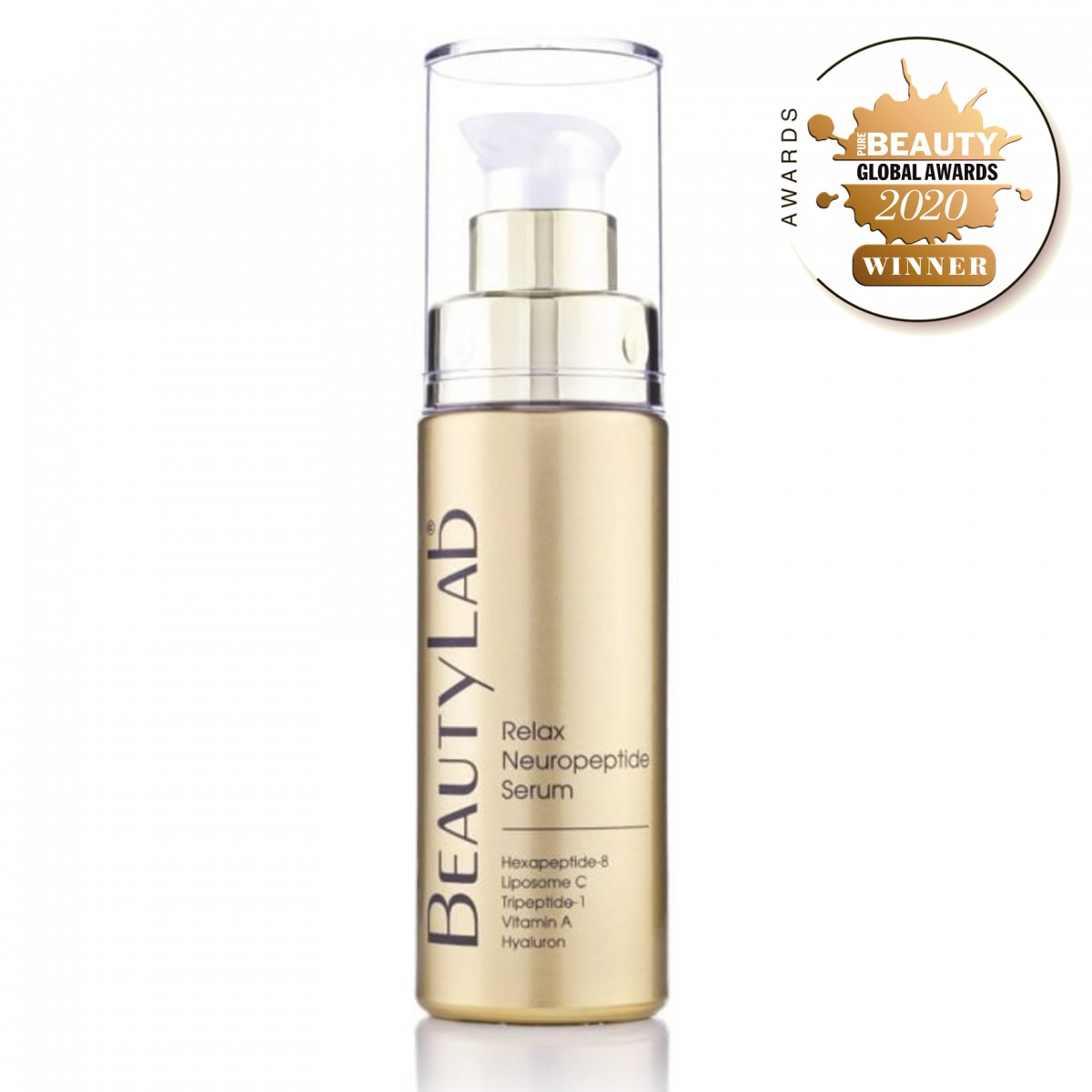 Anti-age relax serum winner