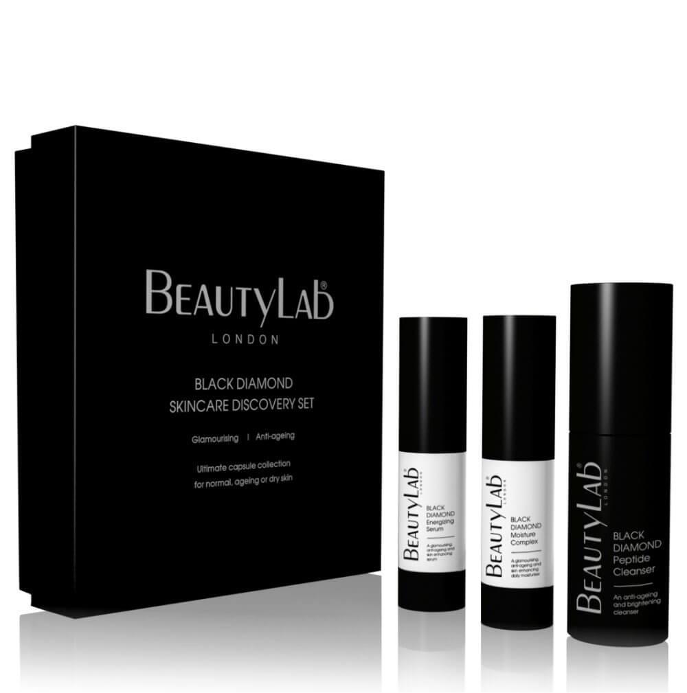 Black Diamond Discovery Skincare Set