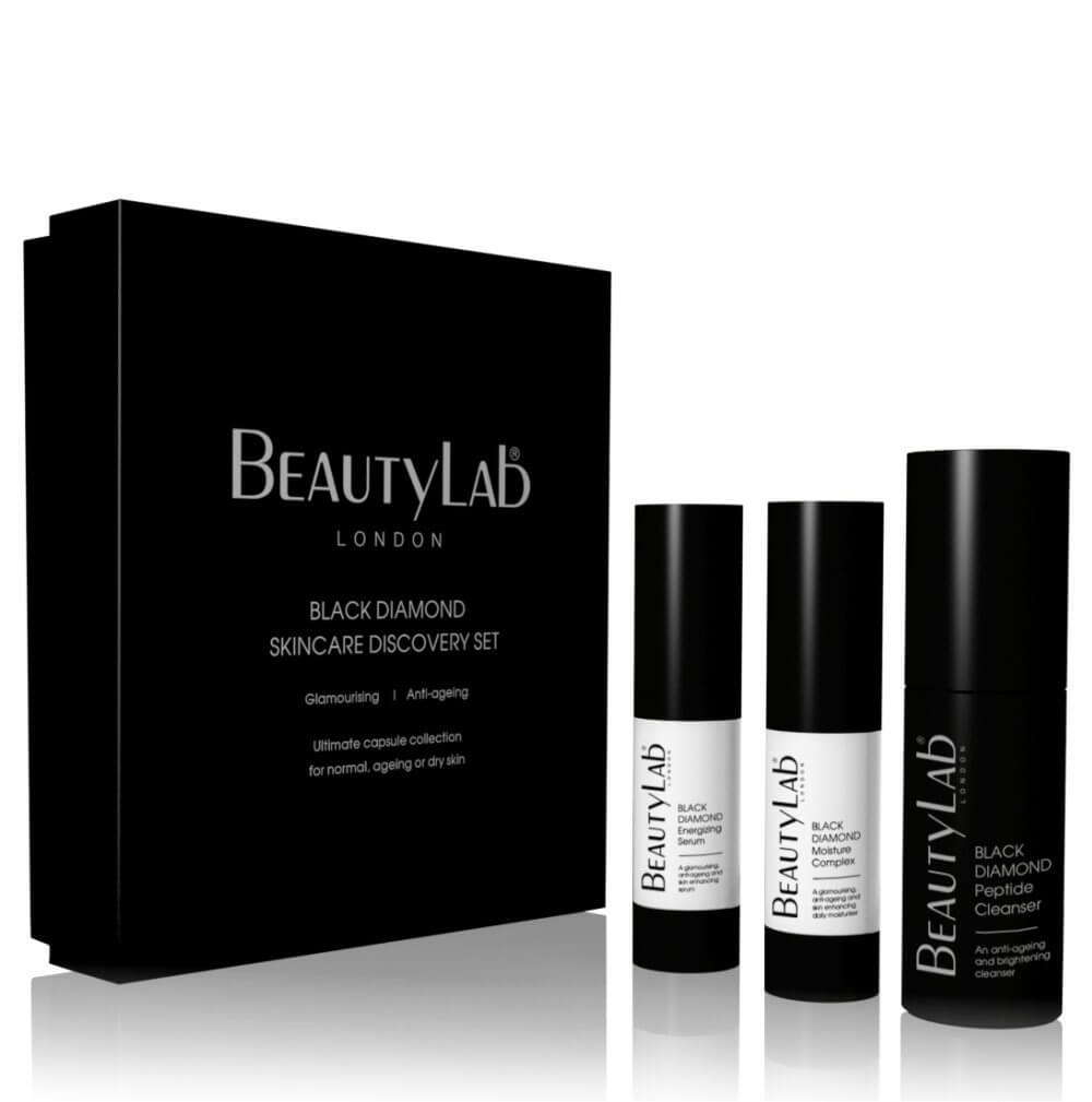 Black Diamond Discovery Skincare Set