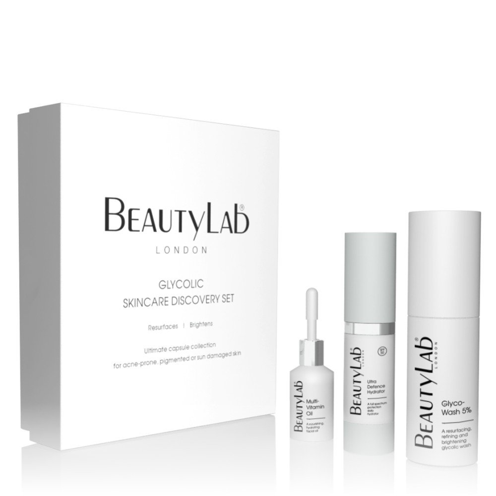 Glycolic Discovery Skincare Set