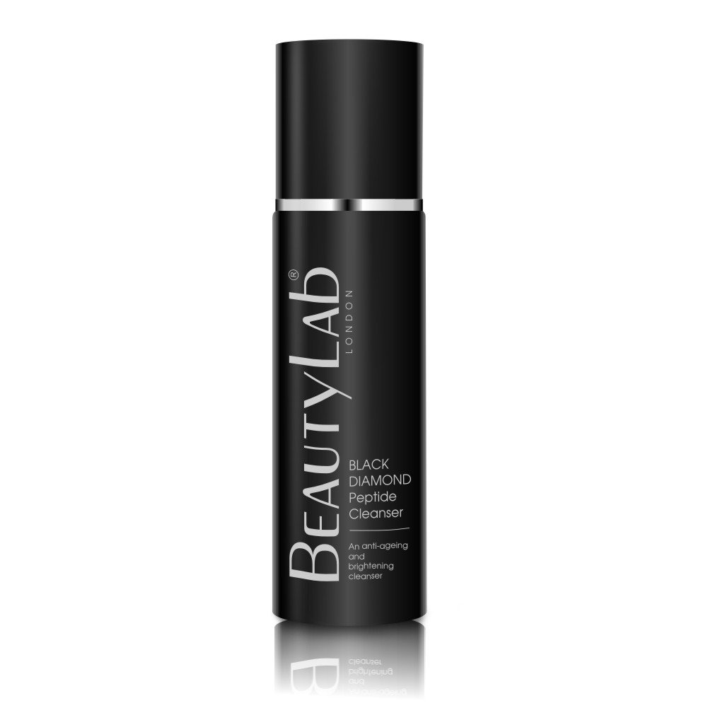 Black Diamond Peptide Cleanser