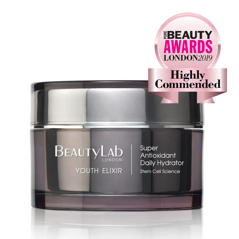 BeautyLab Youth Elixir Daily Hydrator Highly recommended Beauty Awards London