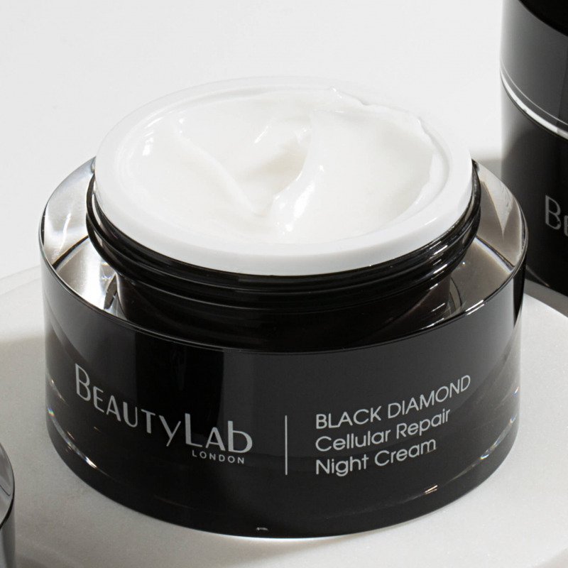Black Diamond Cellular Repair Night Cream cream