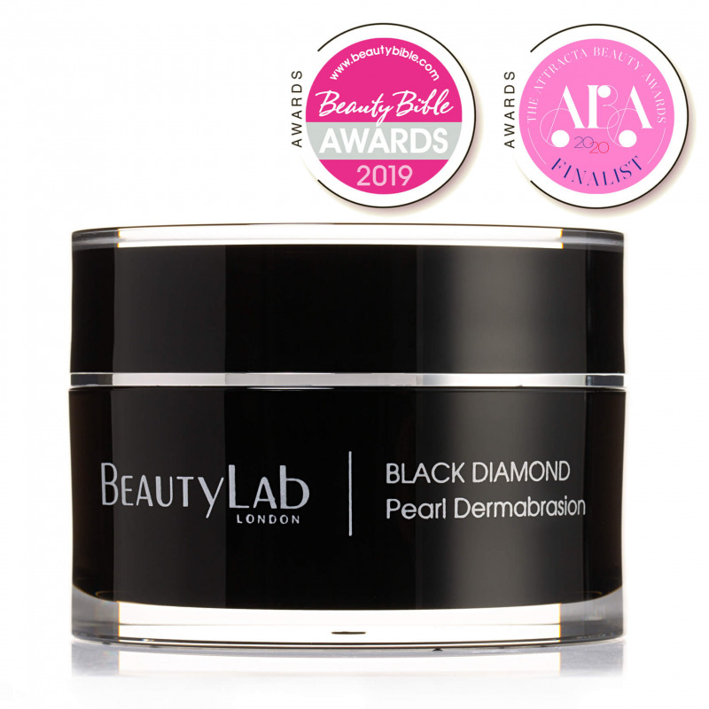 Black Diamond Pearl Dermabrasion