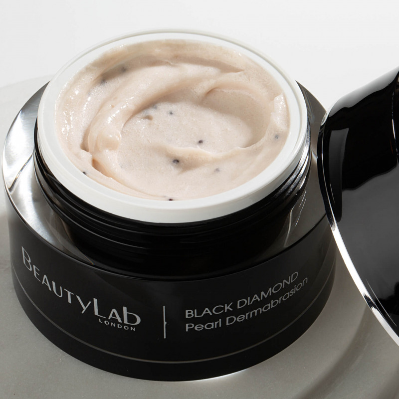 Black Diamond Pearl Dermabrasion Cream