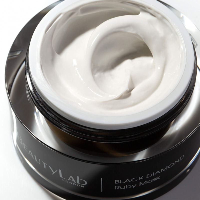 Black Diamond Ruby Mask cream