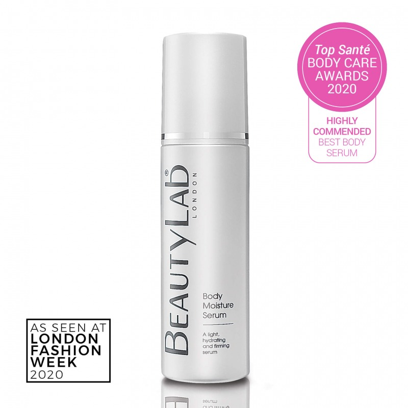 Body Moisture Serum london fashion week