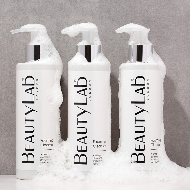 Essential Skincare Foaming Cleanser foaming