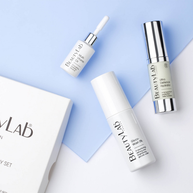 Glycolic Skincare Discovery Set products