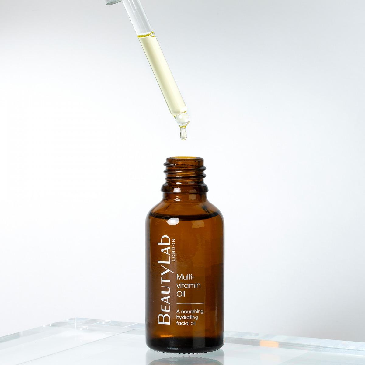 Application Muilti Vitamine Oil