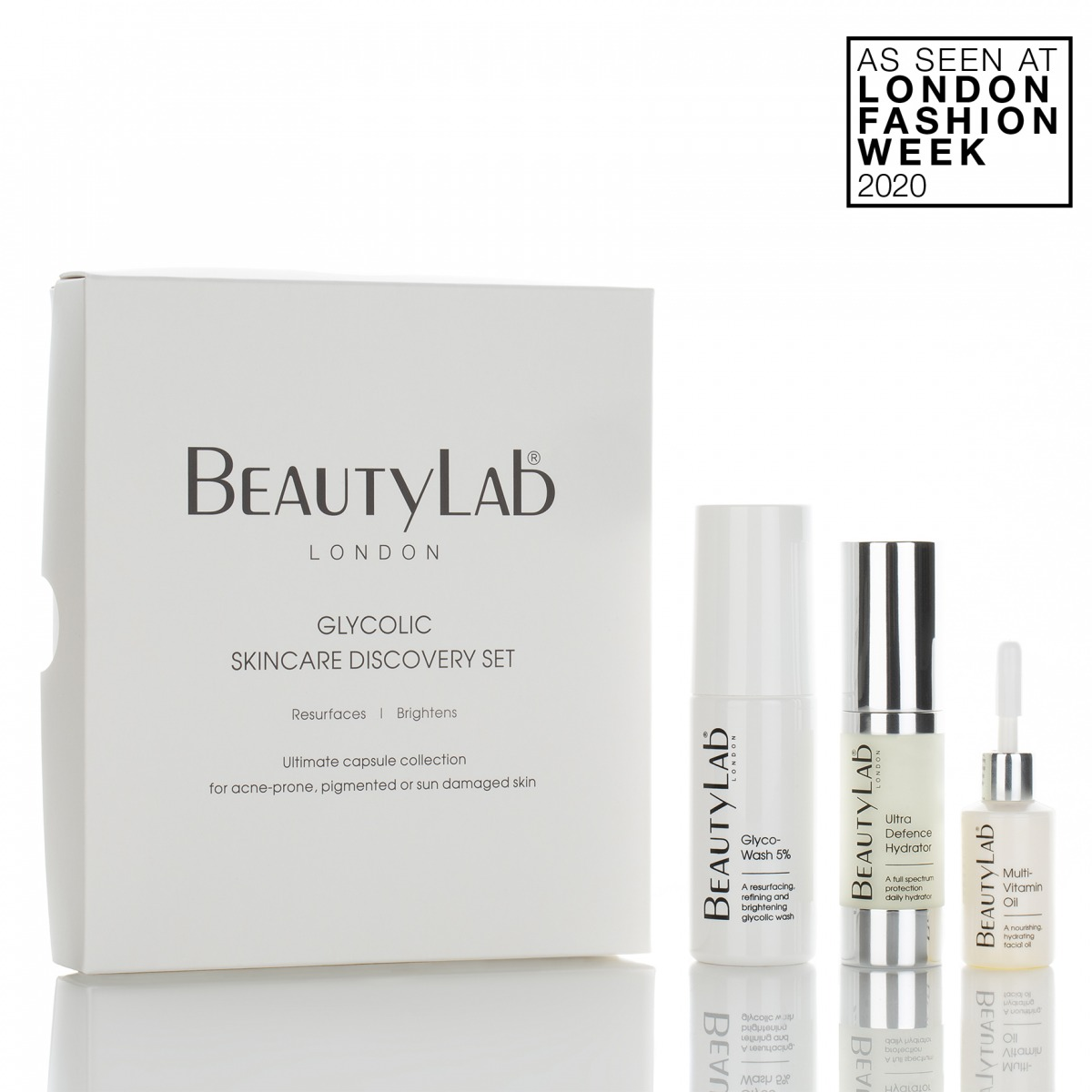 Glycolic Skincare Discovery Set