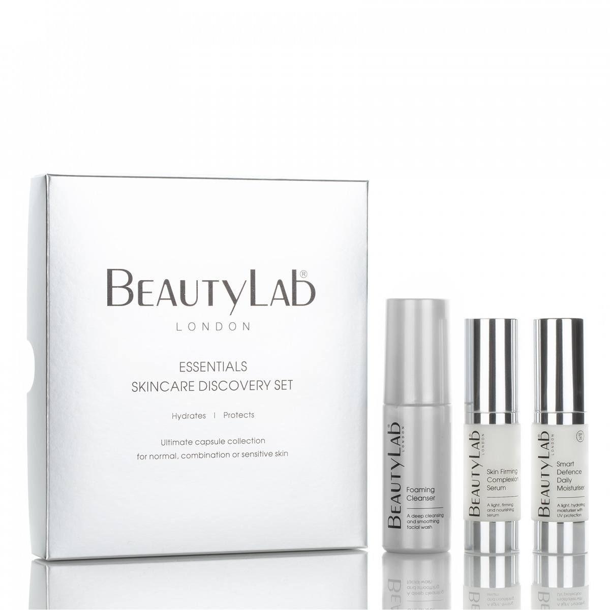ssentials Skincare Discovery Set
