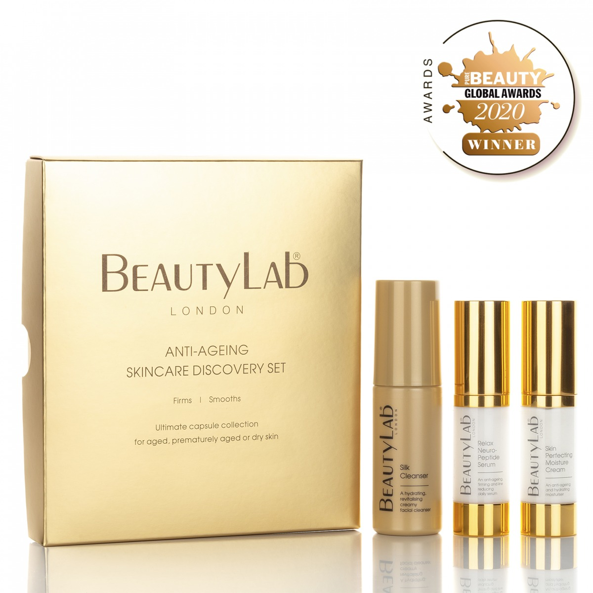 Anti-Ageing Skincare Discovery set