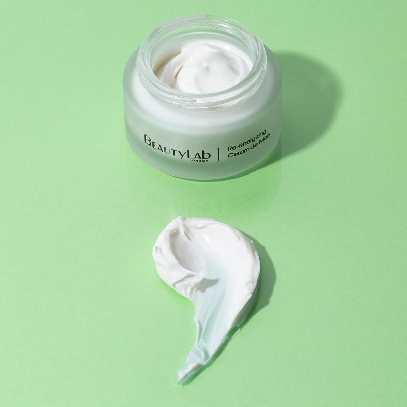 Re-energizing ceramide mask Cream