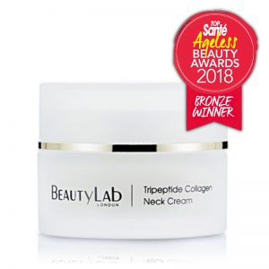 Tripeptide Collagen Neck Cream bronze winner