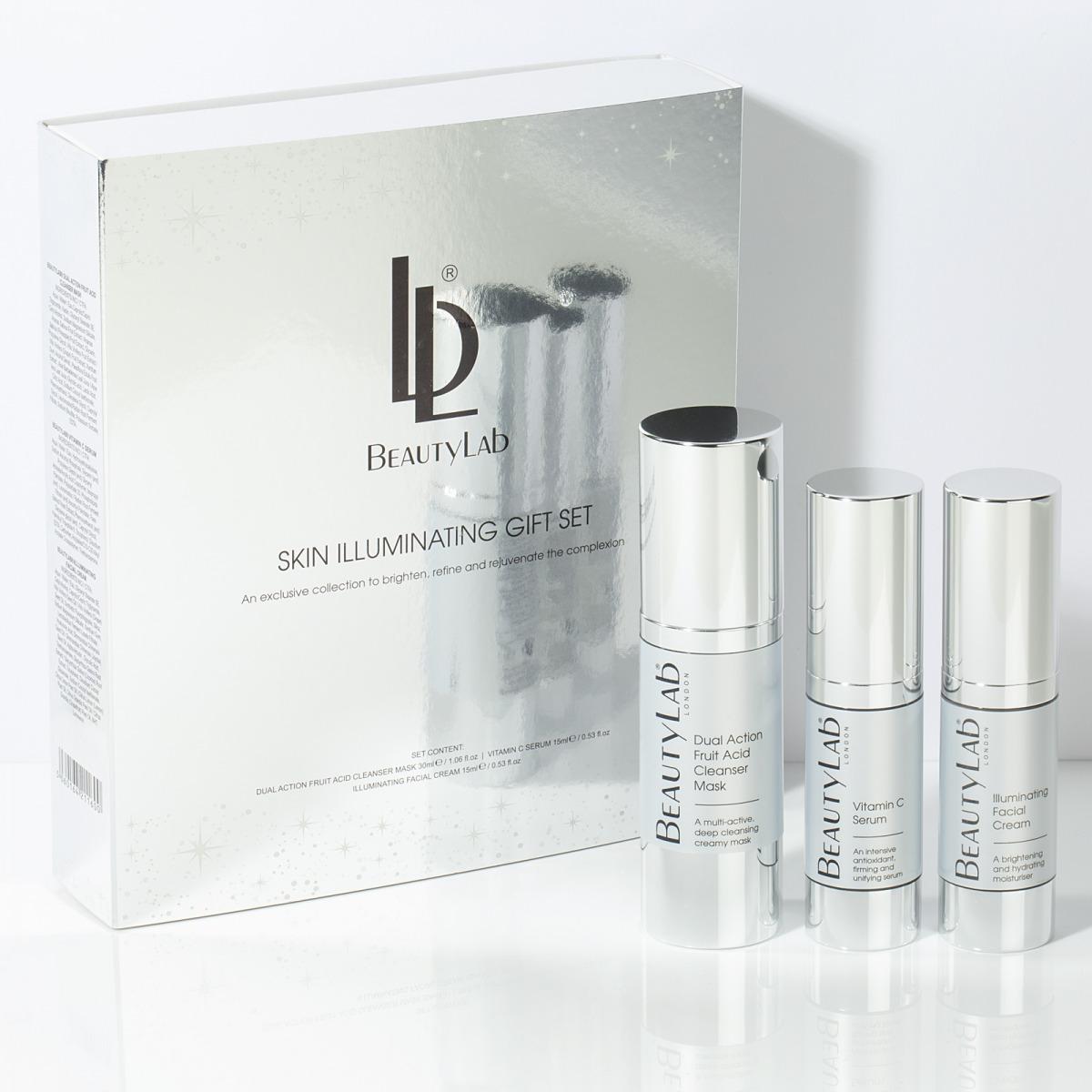Skin Illuminating Beauty Gift Set