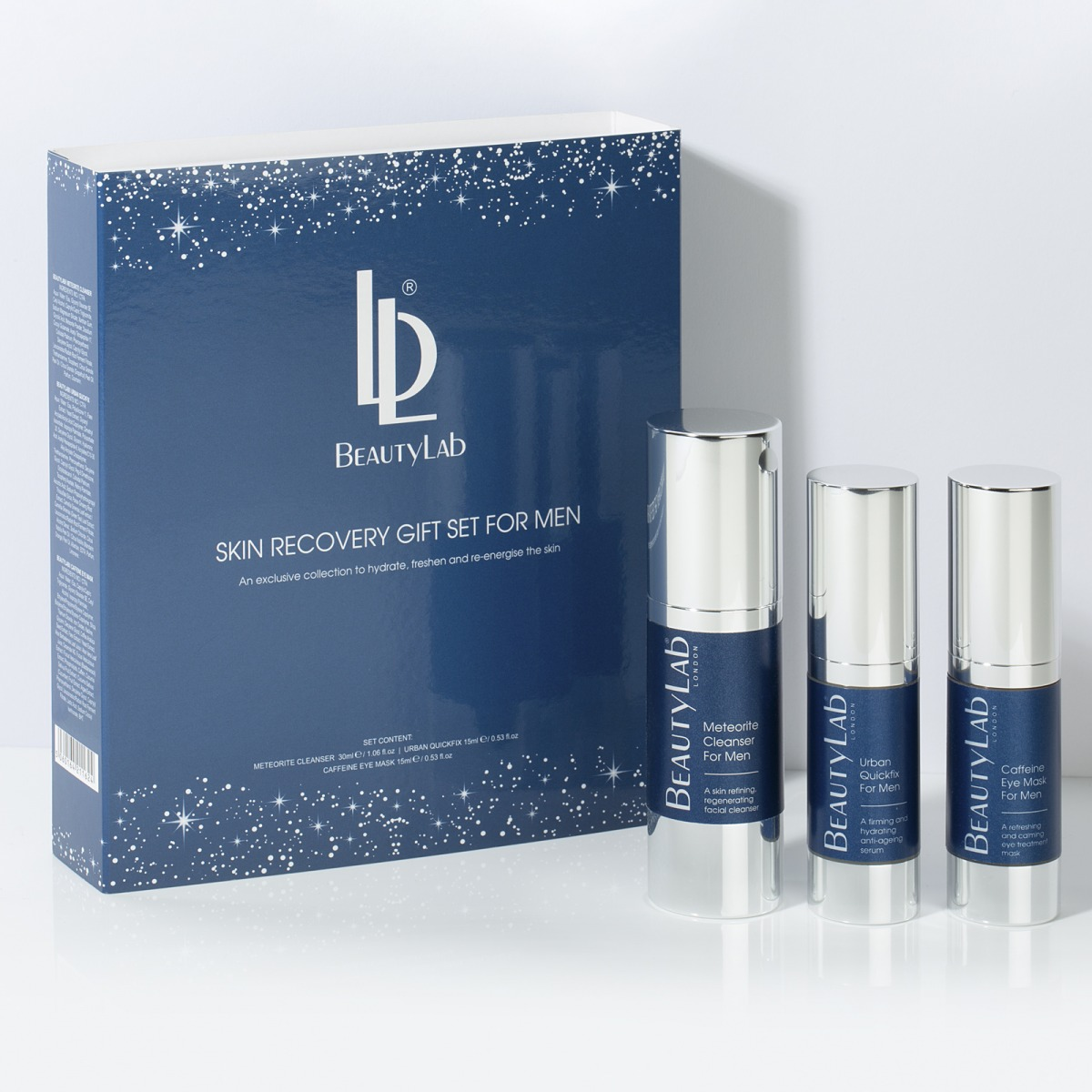 Skin Recovery Gift Set for Men
