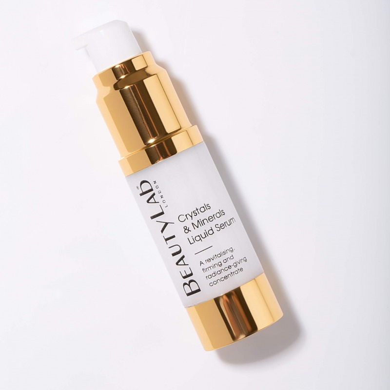 Crystal & minerals Liquid Serum